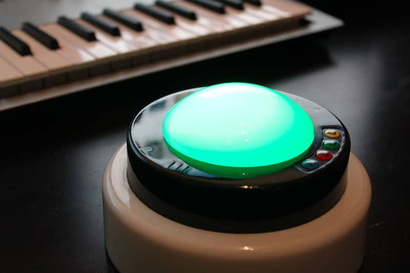 Blind test et quizz musical avec buzzer