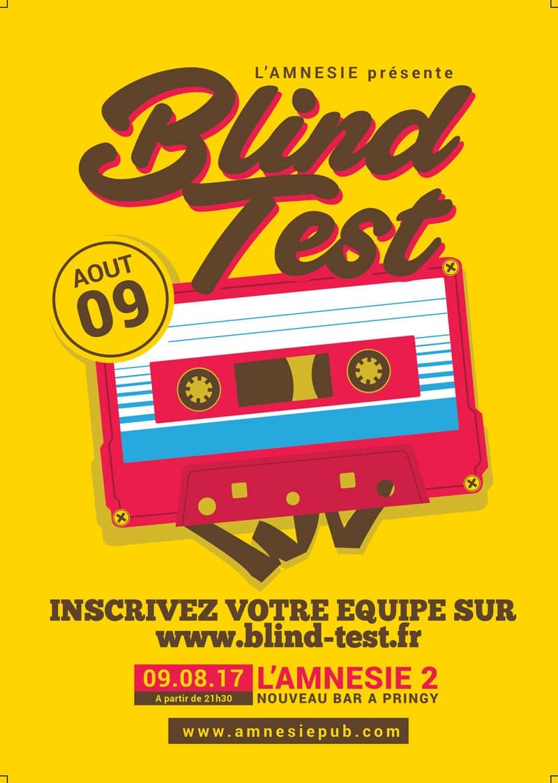 Blind test à Annecy
