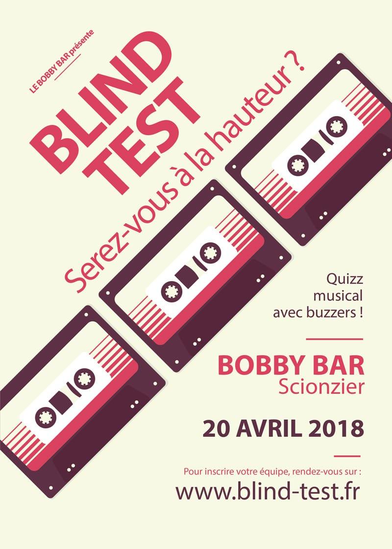 Quizz musical au Bobby Bar