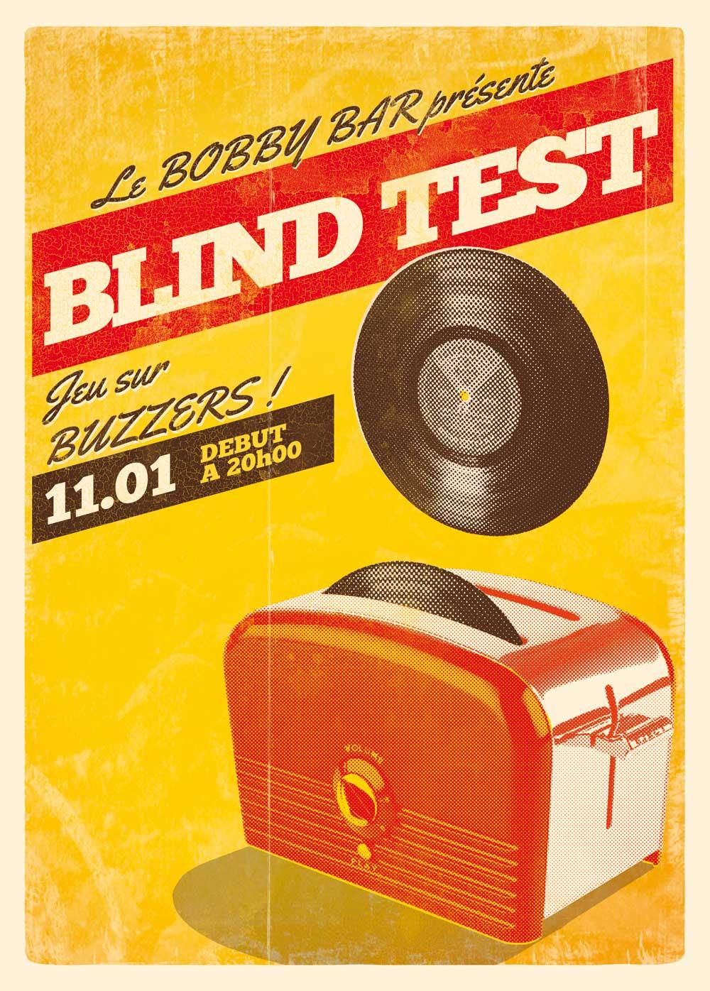 Blind test au Bobby Bar en Haute-Savoie