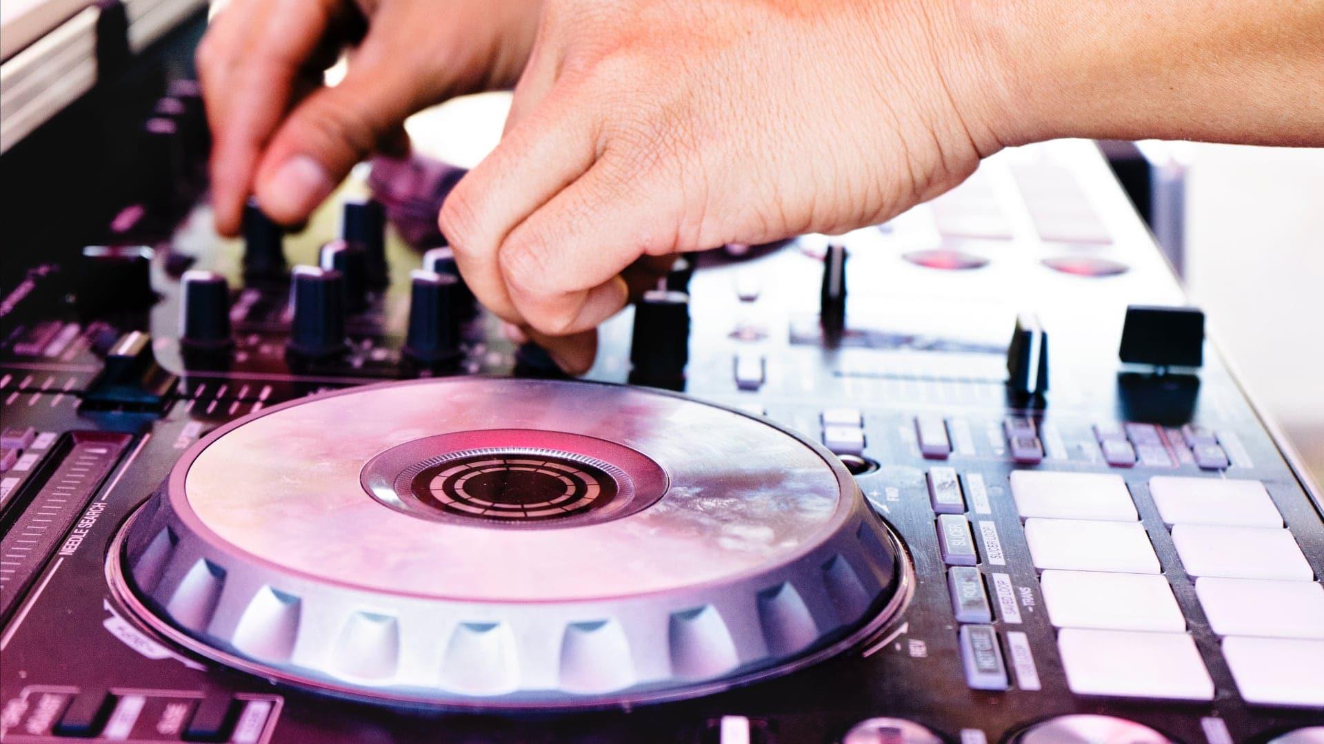 DJing pour soirée dansante