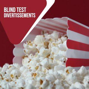 blind test divertissements et cinéma